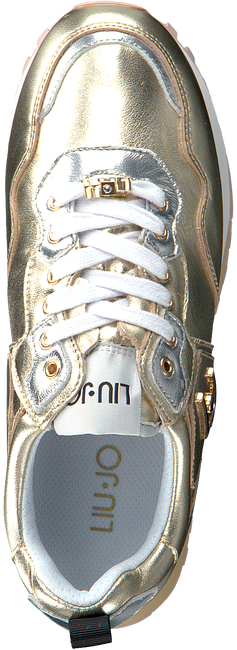 Gouden LIU JO Lage sneakers LIU JO WONDER  - large