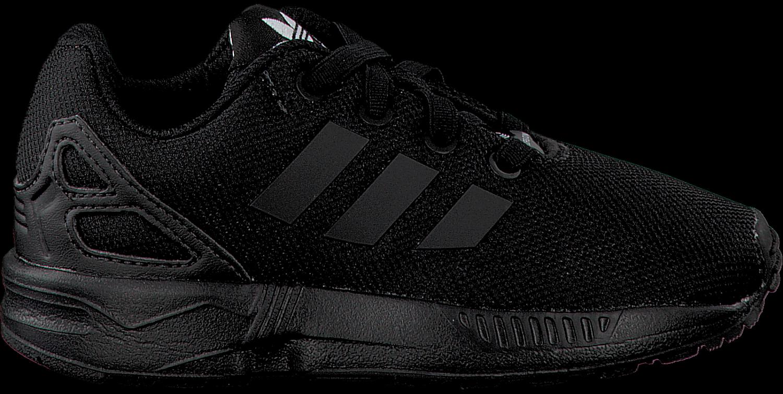 Zwarte ADIDAS Sneakers ZX FLUX KIDS