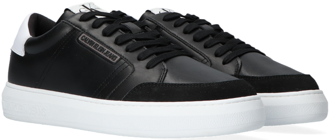 Zwarte CALVIN KLEIN Lage sneakers CUPSOLE SNEAKER LACEUP MEN  - large