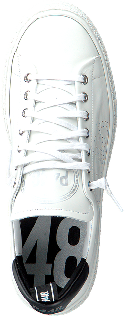 Witte P448 Lage sneakers SHANE MEN  - large