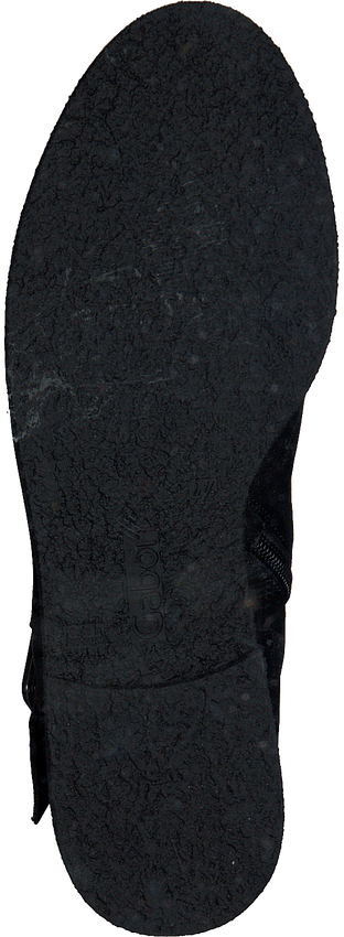 Zwarte GABOR Enkelboots 92.704 - larger