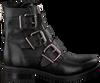 Zwarte OMODA Biker boots LPBASIM - small