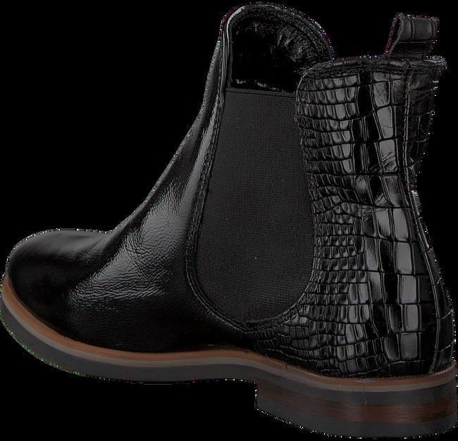 Zwarte OMODA Chelsea boots 54A005 - large