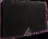 Zwarte LODI Clutch SAINT  - small