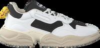 Witte ADIDAS Lage sneakers SUPERCOURT RX  - medium
