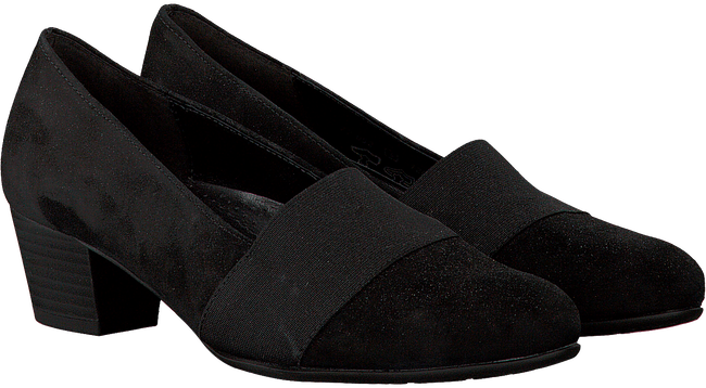Zwarte GABOR Pumps 052  - large