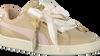 Beige PUMA Sneakers BASKET HEART NS DAMES  - small