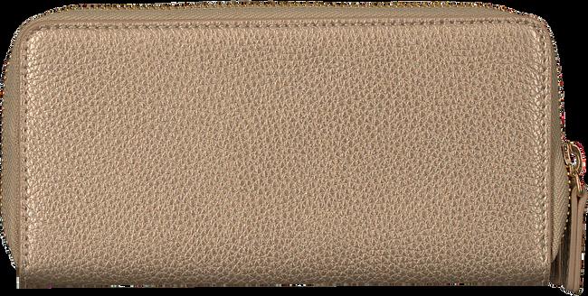Gouden LIU JO Portemonnee XL DOUBLE ZIP AROUND NIAGARA - large