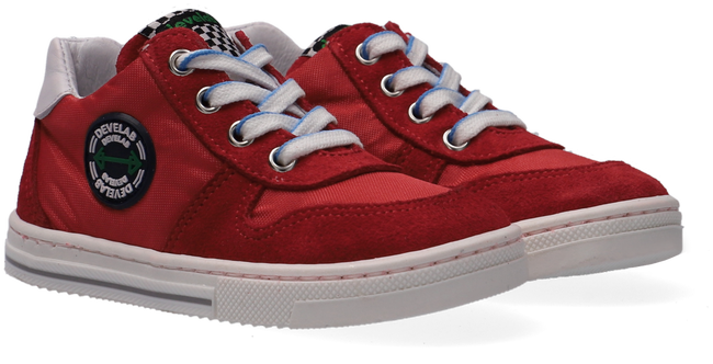 Rode DEVELAB Lage sneakers 41481  - large