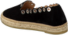 Zwarte KANNA Espadrilles KV8007 - small