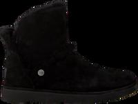 Zwarte UGG Vachtlaarzen LUXE SPILL SEAM MINI - medium