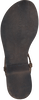 Bruine LAZAMANI Sandalen 75.611  - small