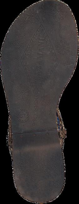 Bruine LAZAMANI Sandalen 75.611  - large