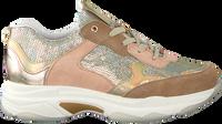 Gouden TON & TON Lage sneakers TINA 2  - medium