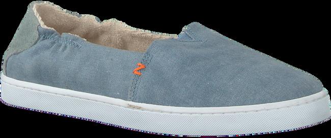 Blauwe HUB Sneakers FUJI  - large