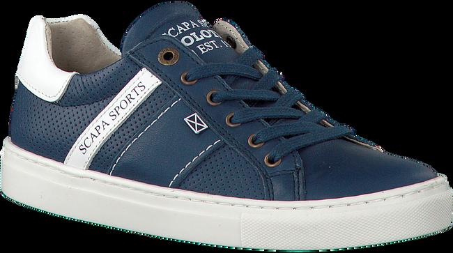 Blauwe SCAPA Sneakers 61505  - large