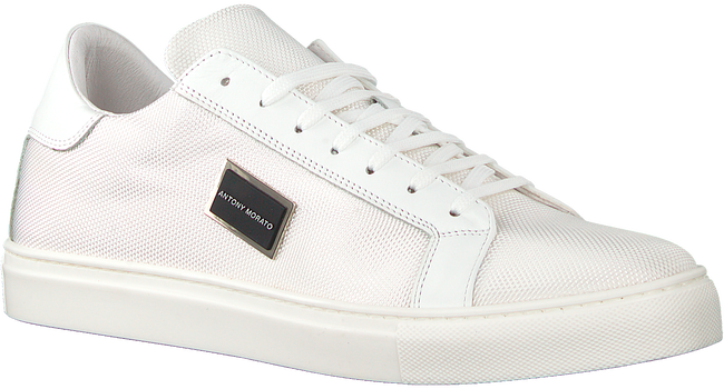 Witte ANTONY MORATO Lage sneakers MMFW01275  - large