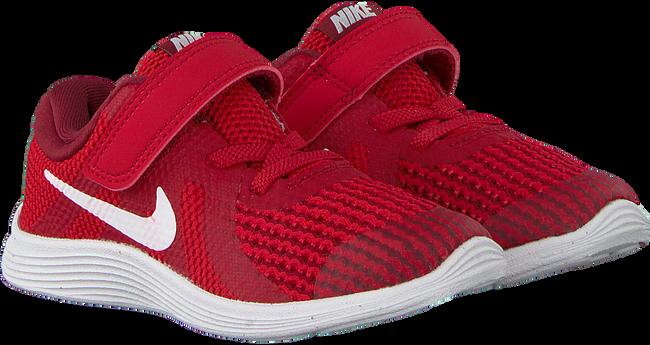 Rode NIKE Sneakers REVOLUTION 4 (TDV)  - large