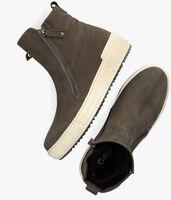 Bruine GABOR Hoge sneaker 482  - medium