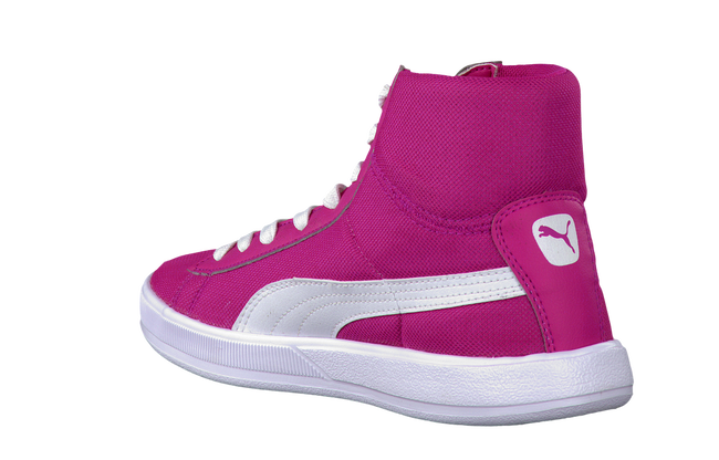 Roze PUMA Sneakers 354902  - large