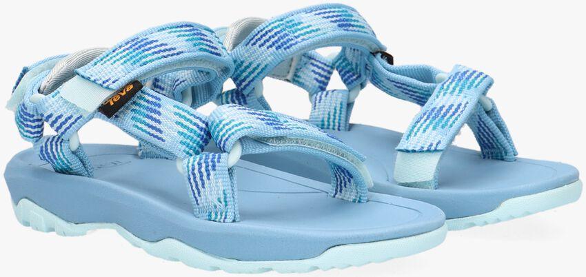Blauwe TEVA Sandalen HURRICANE XLT 2  - larger