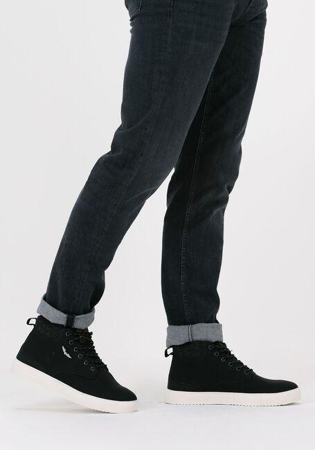 Zwarte PME Hoge sneaker LEXING-T  - large