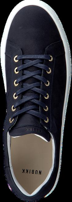 Blauwe NUBIKK Lage sneakers JAGGER PURE FRESH  - large