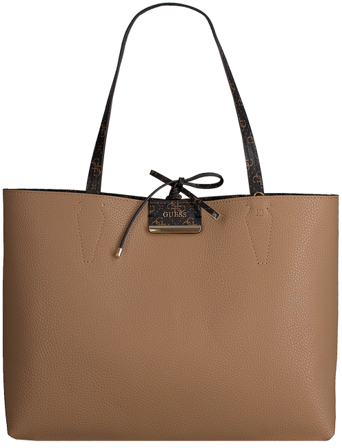 Bruine GUESS Shopper HWQE64 22150 - large