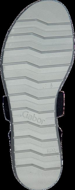Blauwe GABOR Sandalen 572  - large