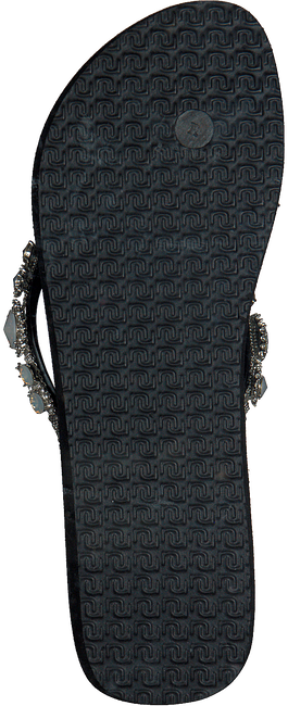 Zwarte UZURII Slippers PEARL MARILYN MH - large