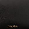 Zwarte CALVIN KLEIN Schoudertas FRAME CAMERA BAG - small