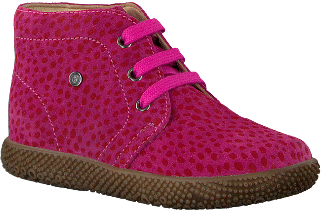 Roze FALCOTTO Veterboots SEAHORSE - large