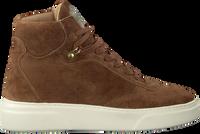 Bruine VIA VAI Hoge sneaker JUNO LEE  - medium