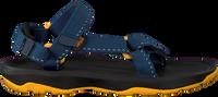 Blauwe TEVA Sandalen 1019390 C/T/Y HURRICANE XLT 2  - medium