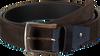 Bruine FLORIS VAN BOMMEL Riem 75161 - small