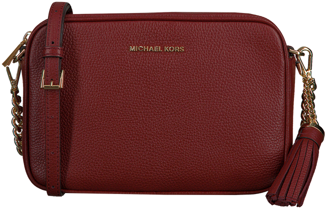 Rode MICHAEL KORS Schoudertas MD CAMERA BAG - large