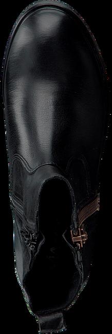 Zwarte VIA VAI Enkellaarsjes 5123067 - large