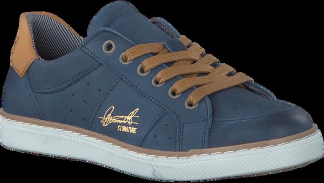 Blauwe BULLBOXER Sneakers AGM008  - large