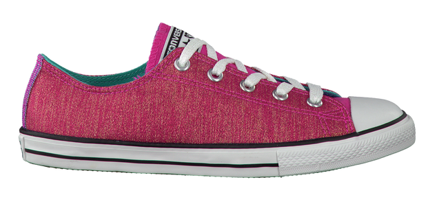Roze CONVERSE Sneakers AS EAST COASTER SHINE  - large