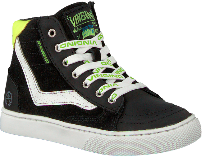Zwarte VINGINO Sneakers MAR - large