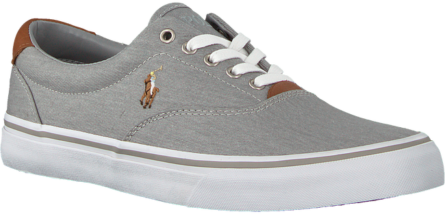 Grijze POLO RALPH LAUREN Sneakers THORTON  - large