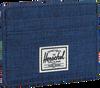 Blauwe HERSCHEL Portemonnee CHARLIE - small