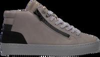 Grijze CYCLEUR DE LUXE Hoge sneaker CAPO  - medium