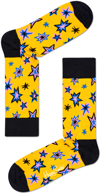 Multi HAPPY SOCKS Sokken BANG BANG SOCK - large