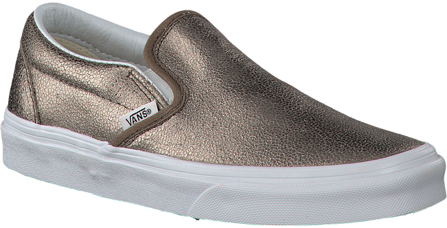 Bronzen VANS Slip-on sneakers  CLASSIC SLIP ON WMN - large