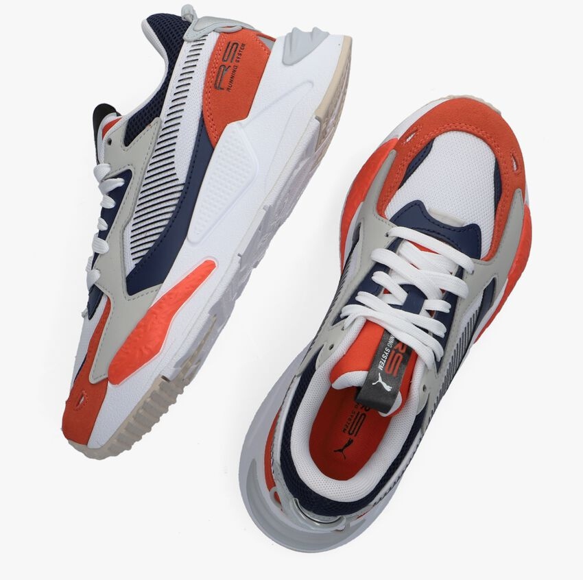 Rode PUMA Lage sneakers RS-Z COLLEGE JR  - larger