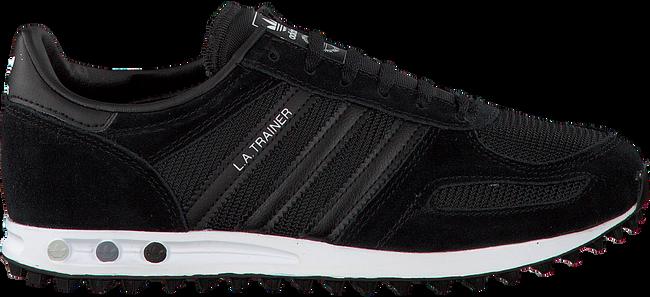 Zwarte ADIDAS Sneakers LA TRAINER J  - large