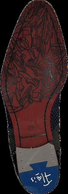 Grijze FLORIS VAN BOMMEL Nette schoenen 18106  - large