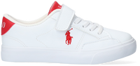 Witte POLO RALPH LAUREN Lage sneakers THERON IV PS  - medium