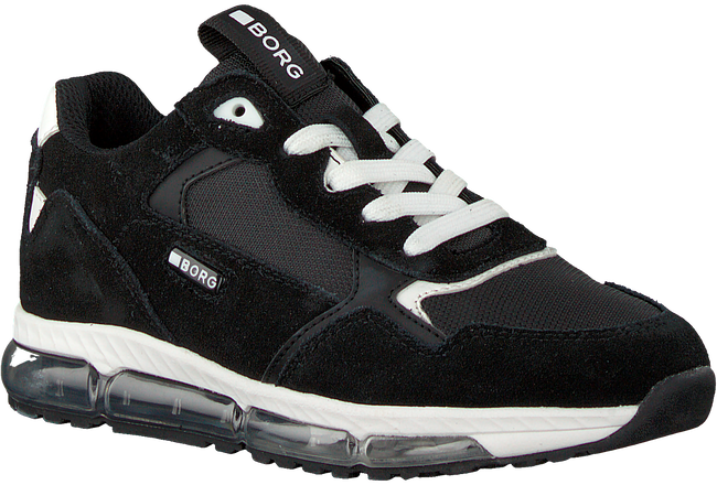 Zwarte BJORN BORG Lage sneakers X500 BSC  - large